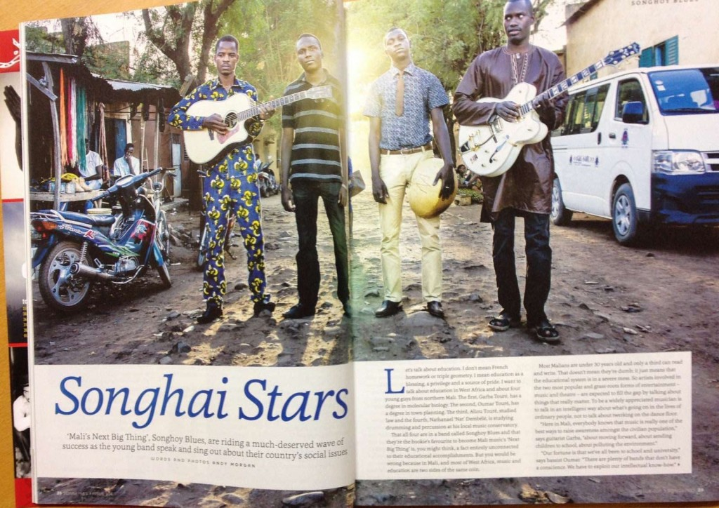 Songlines Songhoy2