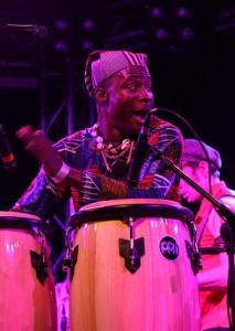 Noël Saïzonou (Fest Afrika 2013)